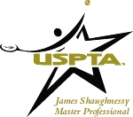 USPTA Master Professional Logo